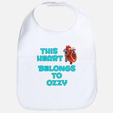 This Heart: Ozzy (B) Bib