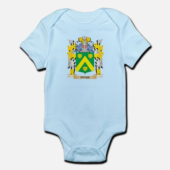 Fitch Coat of Arms - Family Crest Body Suit