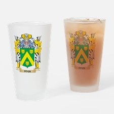 Fitch Coat of Arms - Family Crest Drinking Glass