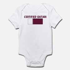 CERTIFIED QATARI Infant Bodysuit