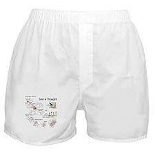 Neural Synapse  Boxer Shorts