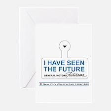 """""""FUTURAMA II"""" Greeting Cards (Pk of 10)"""