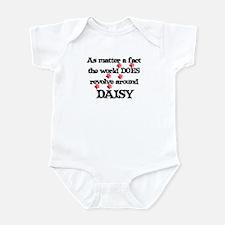 The World Revolves Around Dai Infant Bodysuit