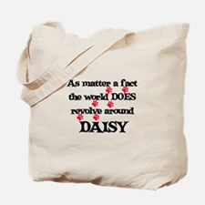The World Revolves Around Dai Tote Bag