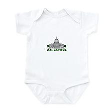 US Capitol Infant Bodysuit