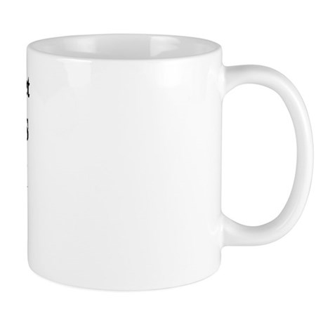 The World Revolves Around Gin Mug