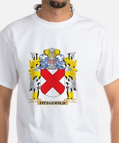 Fitzgerald Coat of Arms - Family Crest T-Shirt