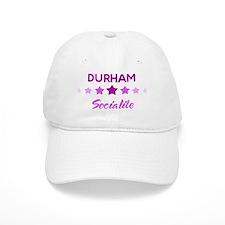 DURHAM socialite Baseball Cap