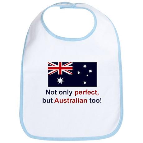Perfect Australian Bib