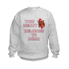 This Heart: Mima (C) Sweatshirt