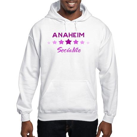 ANAHEIM socialite Hooded Sweatshirt