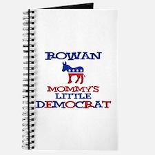 Rowan - Mommy's Little Democr Journal