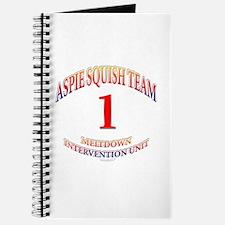 Aspie Squish Team Journal