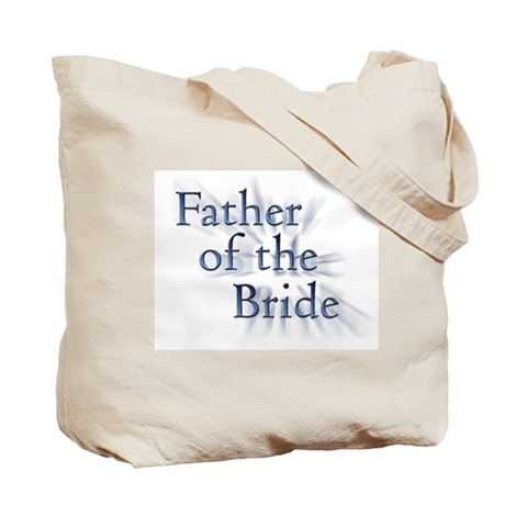 Father of the Bride Tote Bag
