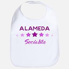 ALAMEDA socialite Bib