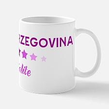 BOSNIA-HERZEGOVINA socialite Mug