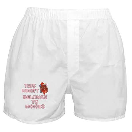 This Heart: Moises (C) Boxer Shorts
