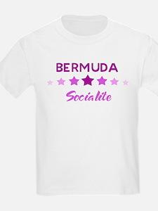 BERMUDA socialite T-Shirt