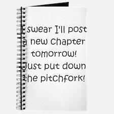 New Chapter - Pitchfork Black Journal