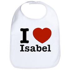 I love Isabel Bib