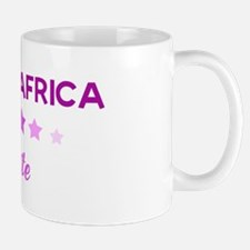 CENTRAL AFRICA socialite Mug