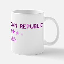 CENTRAL AFRICAN REPUBLIC soci Mug