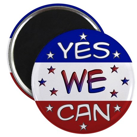 Yes we can magnet by sutako for Bett yes we can