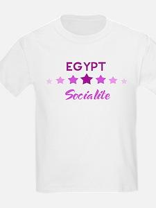 EGYPT socialite T-Shirt