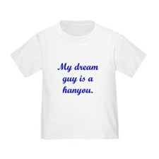 Dream Guy Hanyou Blue T