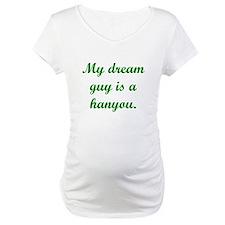 Dream Guy Hanyou Green Shirt