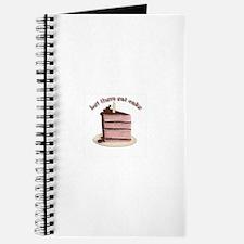 Let Them Eat Cake Journal