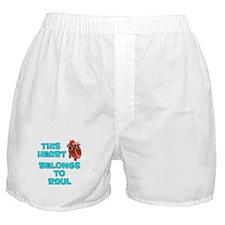 This Heart: Raul (B) Boxer Shorts