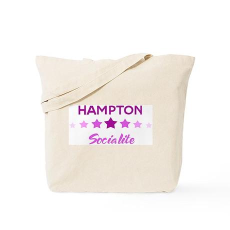HAMPTON socialite Tote Bag
