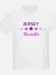JERSEY socialite T-Shirt