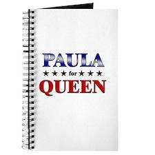 PAULA for queen Journal