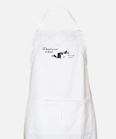 To bead or not to bead Apron