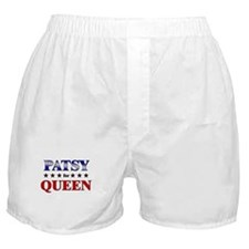 PATSY for queen Boxer Shorts