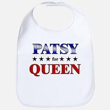 PATSY for queen Bib