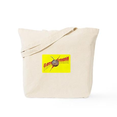 Flash Gourd'n Tote Bag