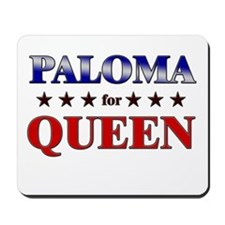 PALOMA for queen Mousepad