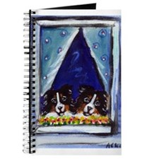 AUSTRALIAN SHEPHERD window Journal
