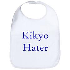Kikyo Hater Blue Bib