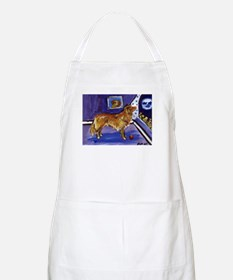 Nova Scotia Duck-Tolling Retriever BBQ Apron