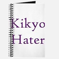 Kikyo Hater Purple Journal