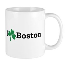 I Heart Boston Mug