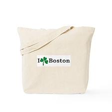 I Heart Boston Tote Bag