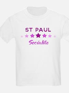 ST PAUL socialite T-Shirt