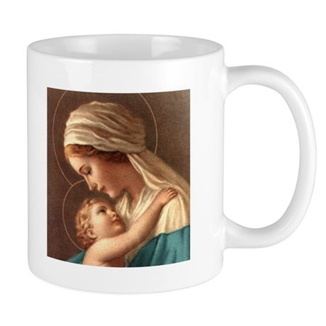 Madonna and Child Mug