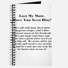 Lost Mate Black Journal