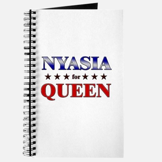 NYASIA for queen Journal